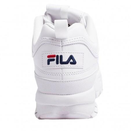 fila basket disruptor zapatillas de deporte